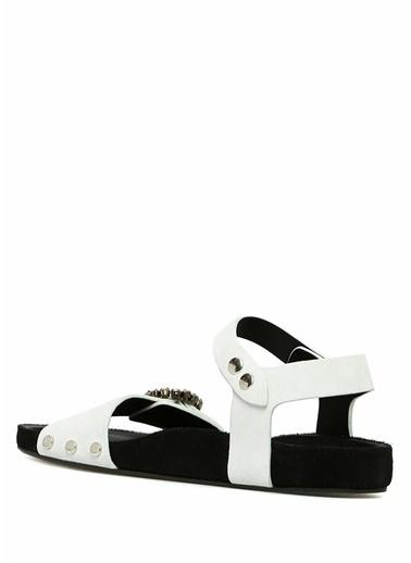 Etoile Isabel Marant Sandalet Beyaz